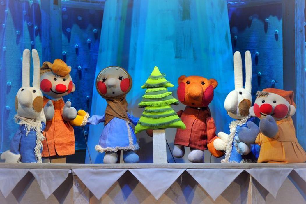 Мир кукольного театра